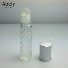 Roller Ball Essential Oil Bottle in Glass