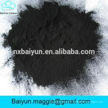 Sucre décolorant 1000mg / g de carbone activé à base de bois d'indice d'iode