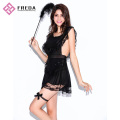 Seductive Ladies Lingerie Dress With Dirty bulu pembantu