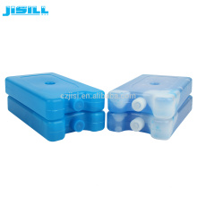 MSDS approuve les briques de gel réfrigérant pour stockage d'aliments non toxiques