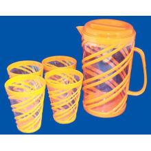 Caldera de agua plástica de alta calidad del nuevo diseño 2015