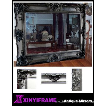High class apartment project bathroom hanging vanity mirror
