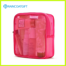Zipper PVC Cosmetic Case Rbc-041