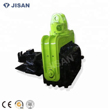 Excavator Pile driver machine SK360 Hydraulic Vibratory Pile hammer