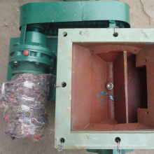 Stainless steel star type ash relief valve device