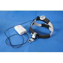 Configuración de la energía de la batería Uso inalámbrico Faros médicos
