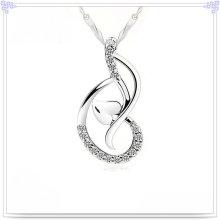 Jóia de prata colar de moda 925 jóias de prata esterlina (NC0058)