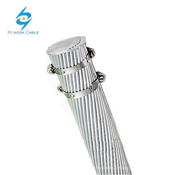 Conducteur nu en aluminium de câble d'ACSR 120mm2