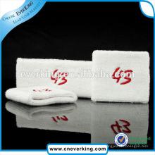 Nuevas pulseras bordadas tejidas aduana de la llegada