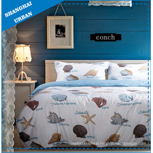 Conch Cotton Bedding Set Duvet Cover