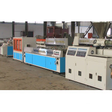 Extrusion Machine for PVC Trunking Profile