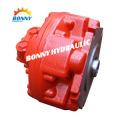 Radial GM3 Motor hidráulico de pistones Danfoss serie