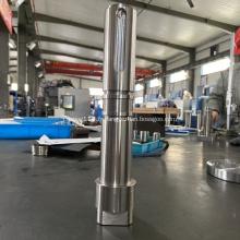 Tige d'arbre d'usinage de finition forgée de robinet à tournant sphérique