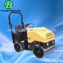 Super quality double dum 2 ton vibratory roller compactor (FYL-900)