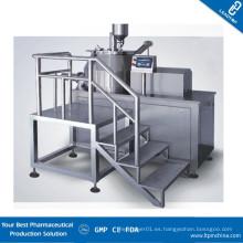 Máquina de granulación húmeda