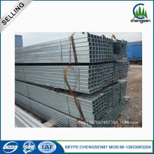 角形鋼管亜鉛めっき溶接建築材料