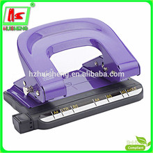 2-hole punch for metal crafts with scrap, premier HS820-80