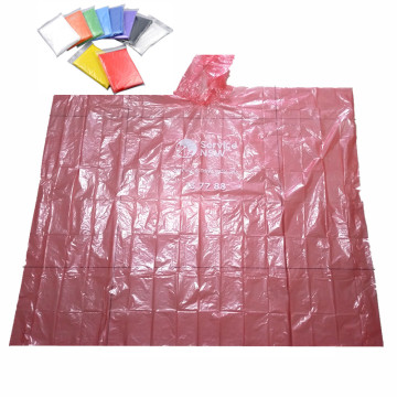Impermeables de material degradable PE EPI