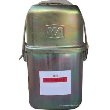 ZH60 CE approuvé 60min mine de charbon auto-sauvetage appareil respiratoire