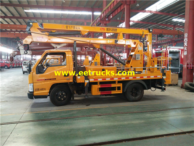 Telescopic Aerial Lift Vehicles