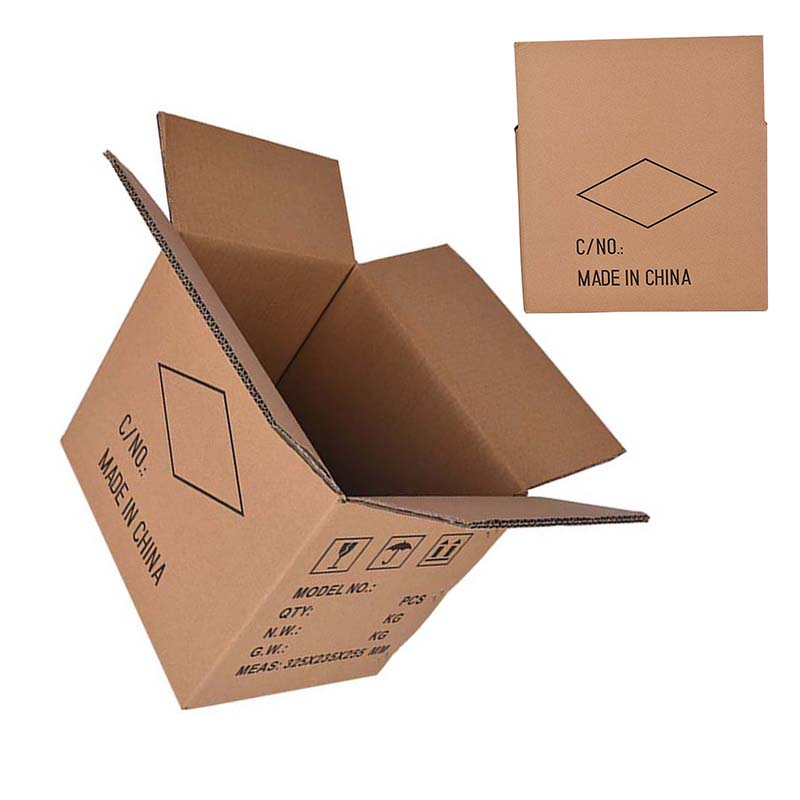 multi-pit export carton
