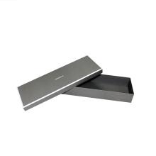 Matte Grey Custom Logo Printing Pen Packaging Gift