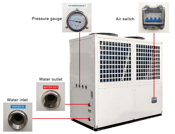Hotel Projects Heat Pump