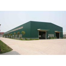 Best Seller and High Quality Large Span Steel Structure