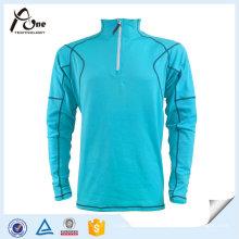 Chemises de sport à manches longues Vêtements de sport pour hommes