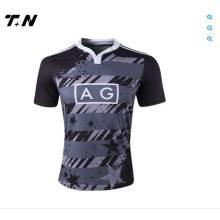 Freies Verschiffen Deutschland-Rugby-Jersey-Uniform