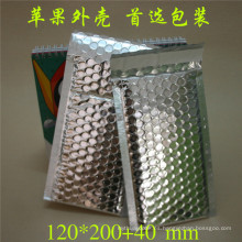 Bolso / sobre plástico de la burbuja de la película de aluminio del color