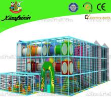Kids Toy Indoor Playground Design para crianças
