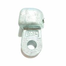 Hot dip galvanized W type socket clevis