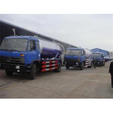Dongfeng 190HP 10m3 novo caminhão de sucção de esgoto (CLW5140GXWT3)
