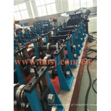 Tábua de aço galvanizado para sistema de andaimes Roll formando máquina de fabricação Singpore