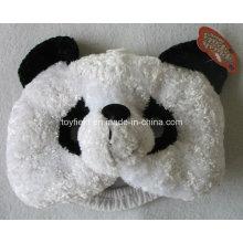 Plush Stuffed Animal Toy Panda Plush Mask