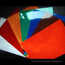 High Visibility Prismatic Diamond Grade Reflective Sheeting