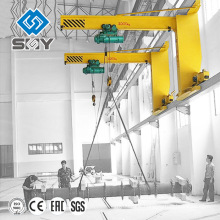BXQ Type Wall Pillar Arm 0.25-2t mounted jib crane