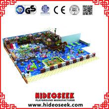 Pirate Ship Huge Wholesale Indoor Playground Equipment