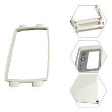 Maßgeschneiderte kleine ABS elektronische Gehäuse Kunststoff-Formteile