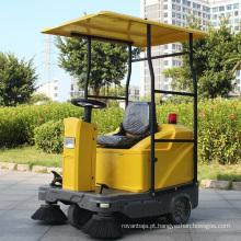 Bateria acidificada ao chumbo poder elétrico estrada limpeza máquina (DQS12A)