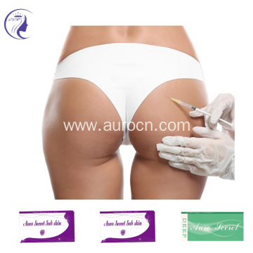 20ml dermal filler injection butt enlargement