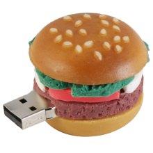 Hamburger Shape USB Flash Drive (EP016)
