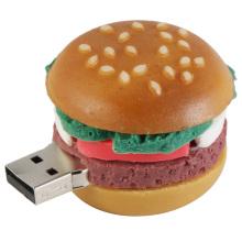 Hamburger forma USB Flash Drive (EP016)