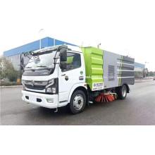 Caminhão limpo da vassoura da capacidade de Dongfeng 9L