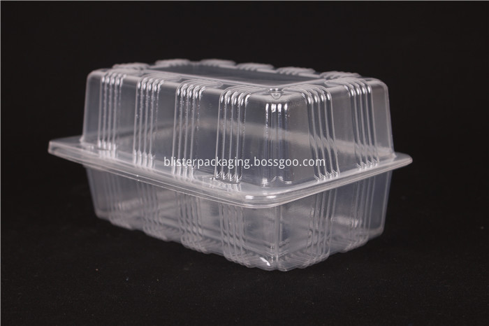Plastic Biscuit Box