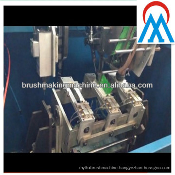CNC 5 axis broom drilling and tufting machine