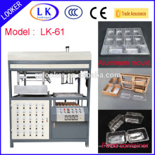 Plastic Lunch Box Vacuum Forming Machine