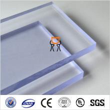 Feuille acrylique 100% lucite transparente acrylique 10 mm