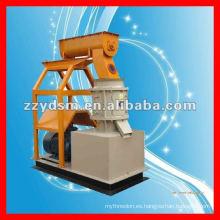 máquina de la pelotilla de la paja del maíz / máquina del molino de la pelotilla de la paja de maíz